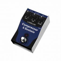 Pedal Compressor, Sustain para Guitarra - CST 1 Landscape