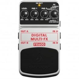 Pedal Behringer FX600 p/ Guitarra Digital