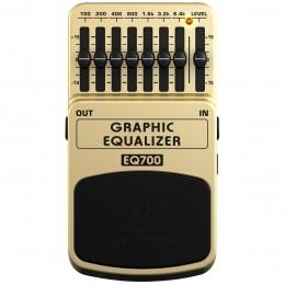 Pedal Equalizador p/ Guitarra - EQ 700 Behringer