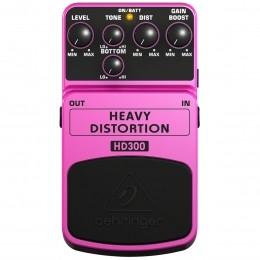 Pedal Distortion p/ Guitarra - HD 300 Behringer