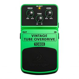 Pedal Overdrive p/ Guitarra - TO 800 Behringer