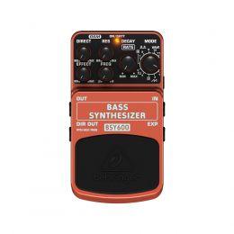 Pedal sintetizador para contrabaixo - BSY600 - Behringer