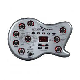 Pedaleira multi-efeitos Bass V-AMP para contrabaixo - Behringer