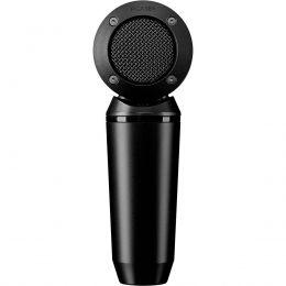 Microfone Condensador PGA181XLR Preto Cardióide Shure