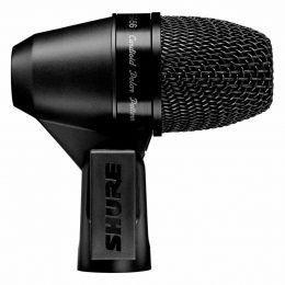 Microfone c/ Fio Dinâmico p/ Caixas e Tons - PGA 56 XLR Shure