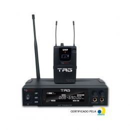 Ponto Eletrônico TG9000 Sem Fio FM - TagSound