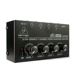 PowerPlay Amplificador de Fones de Ouvido - HA400 - Behringer