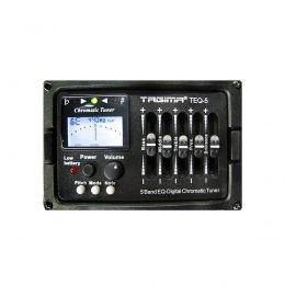 Pré-equalizador 5 Bandas 9V Tagima TEQ5