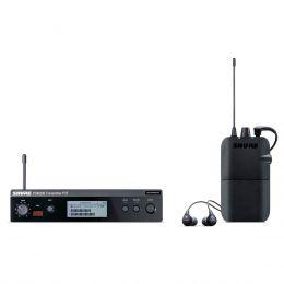 Ponto Eletrônico s/ Fio c/ Fone In-ear - PSM 300 112 GR Shure