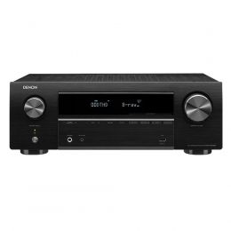 Receiver AVR X550BT 5.2 Canais HDMI Bluetooth Denon