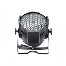 Refletor LED RGBW 54 Leds 54x5W 8 Canais - SUPER PROPAR 5W PLS