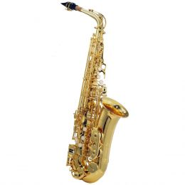Saxofone Alto WASM35 EB Laqueado - Michael
