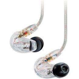 Fone de Ouvido In-Ear SE215CL Intra Auricular Shure