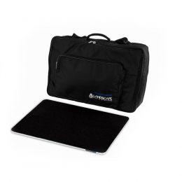 Soft Bag com base para fixação para pedais 60x42 cm Pedal Board SB400 - Landscape