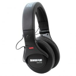Fone de Ouvido Headphone SRH440 44 Ohms Fechado Shure