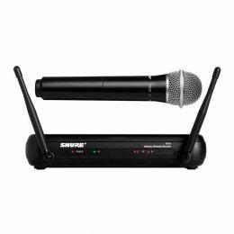 Microfone s/ Fio de Mão - SVX 24 BR / PG 28 Shure