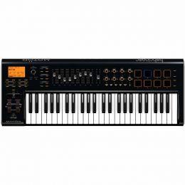 Teclado Controlador MIDI 49 Teclas c/ USB - Motor 49 Behringer