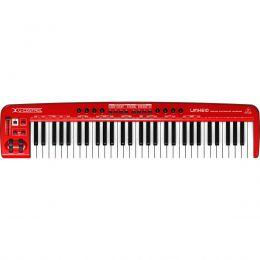 Controlador USB/MIDI - UMX610 - Behringer