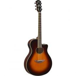 Violão Elétrico cordas de aço Yamaha APX600