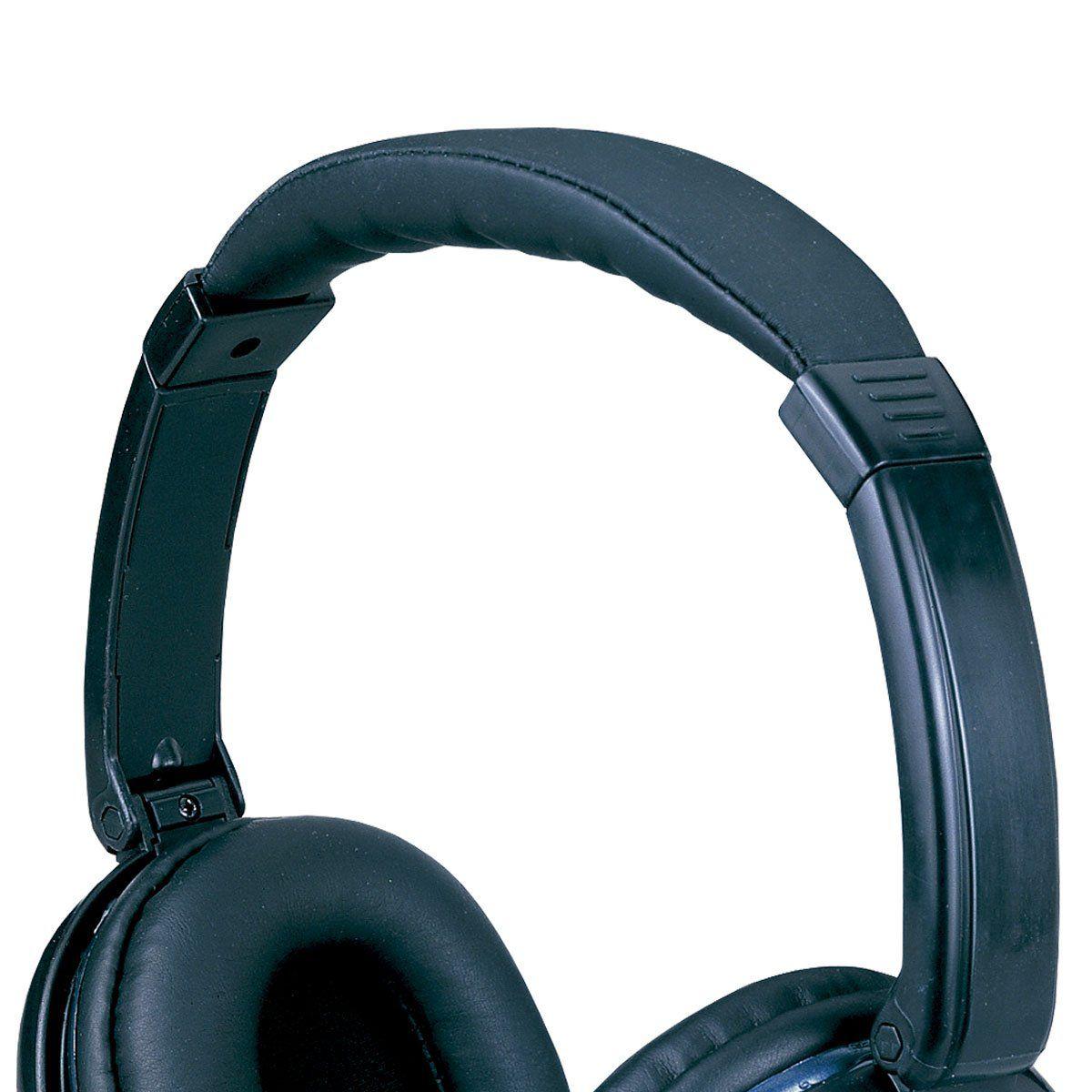 Fone de Ouvido Overear p/ DJ 20Hz - 20KHz 32 Ohms Driver de Neodimio - CD 85 Yoga