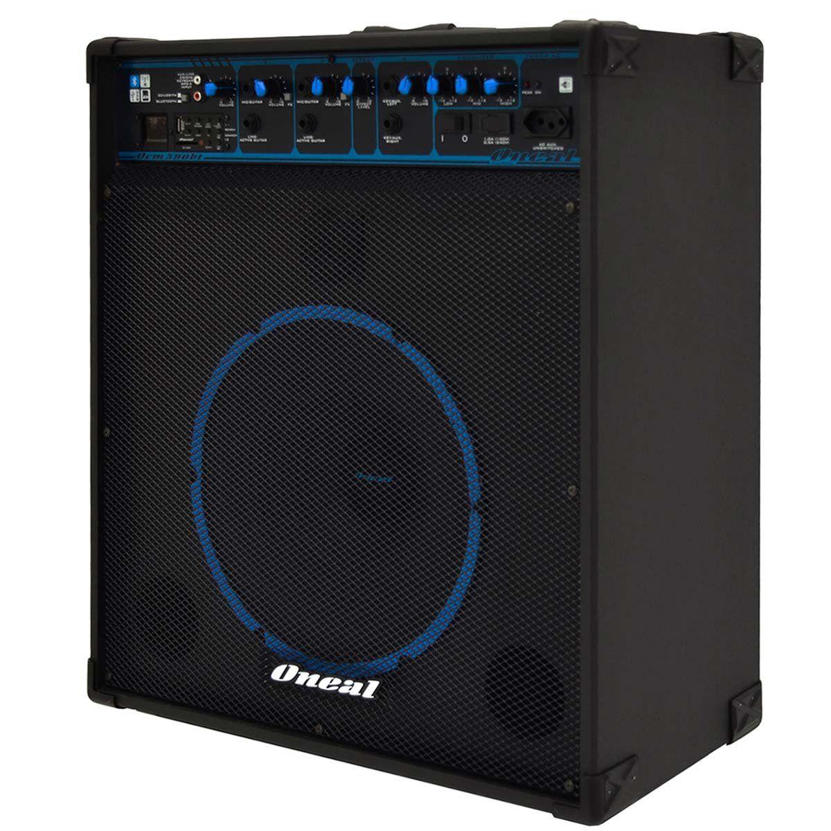 Cubo Multiuso Fal 12 Pol 80W c/ USB / Bluetooth - OCM 590 BT Oneal