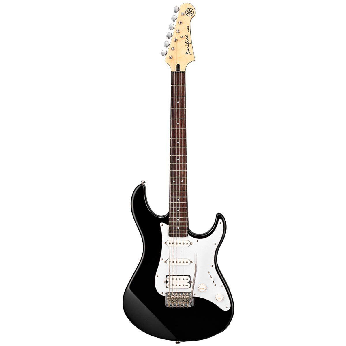 Guitarra Strato 6 Cordas 22 Trastes - Pacifica 012 Yamaha