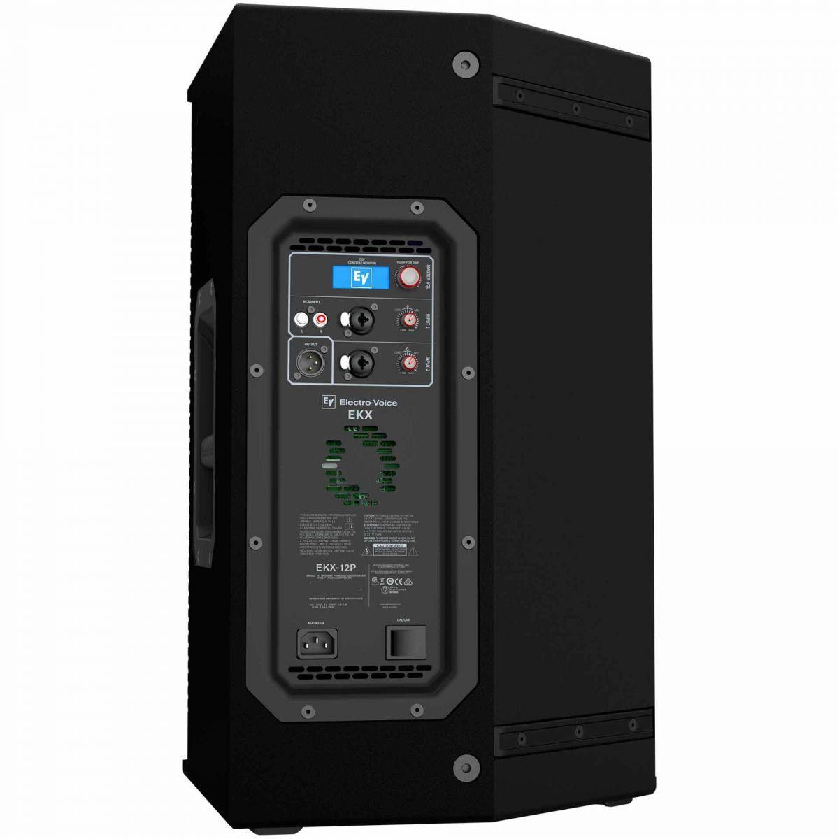Caixa Ativa Fal 12 Pol 1500W - EKX 12P US Electro-Voice