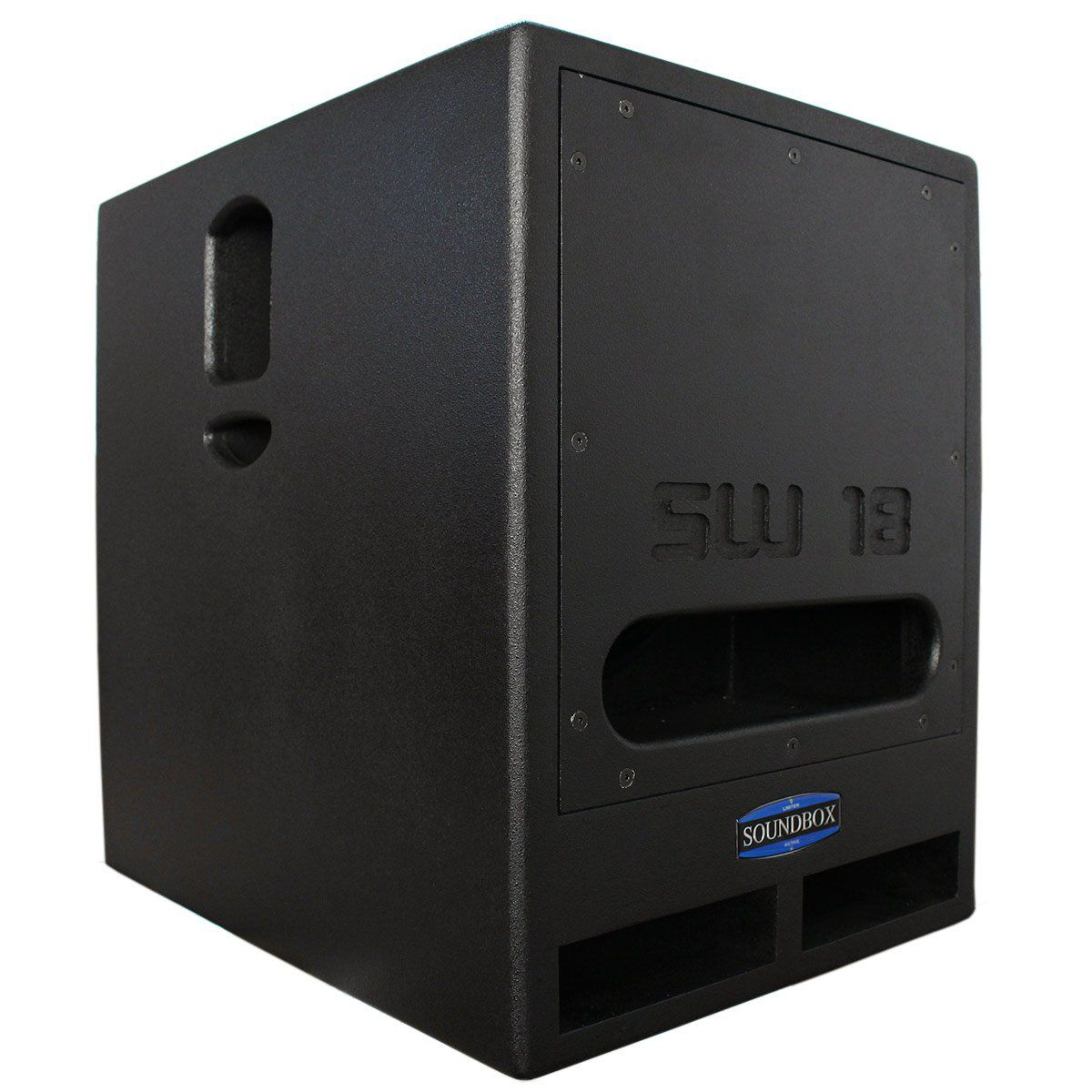 Subwoofer Ativo Fal 18 Pol 1000W - SW 18 SoundBox