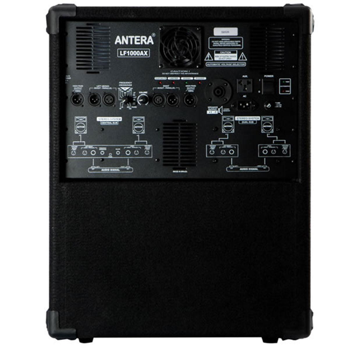 Subwoofer Ativo Fal 15 Pol 600W - LF 1000 A X Antera