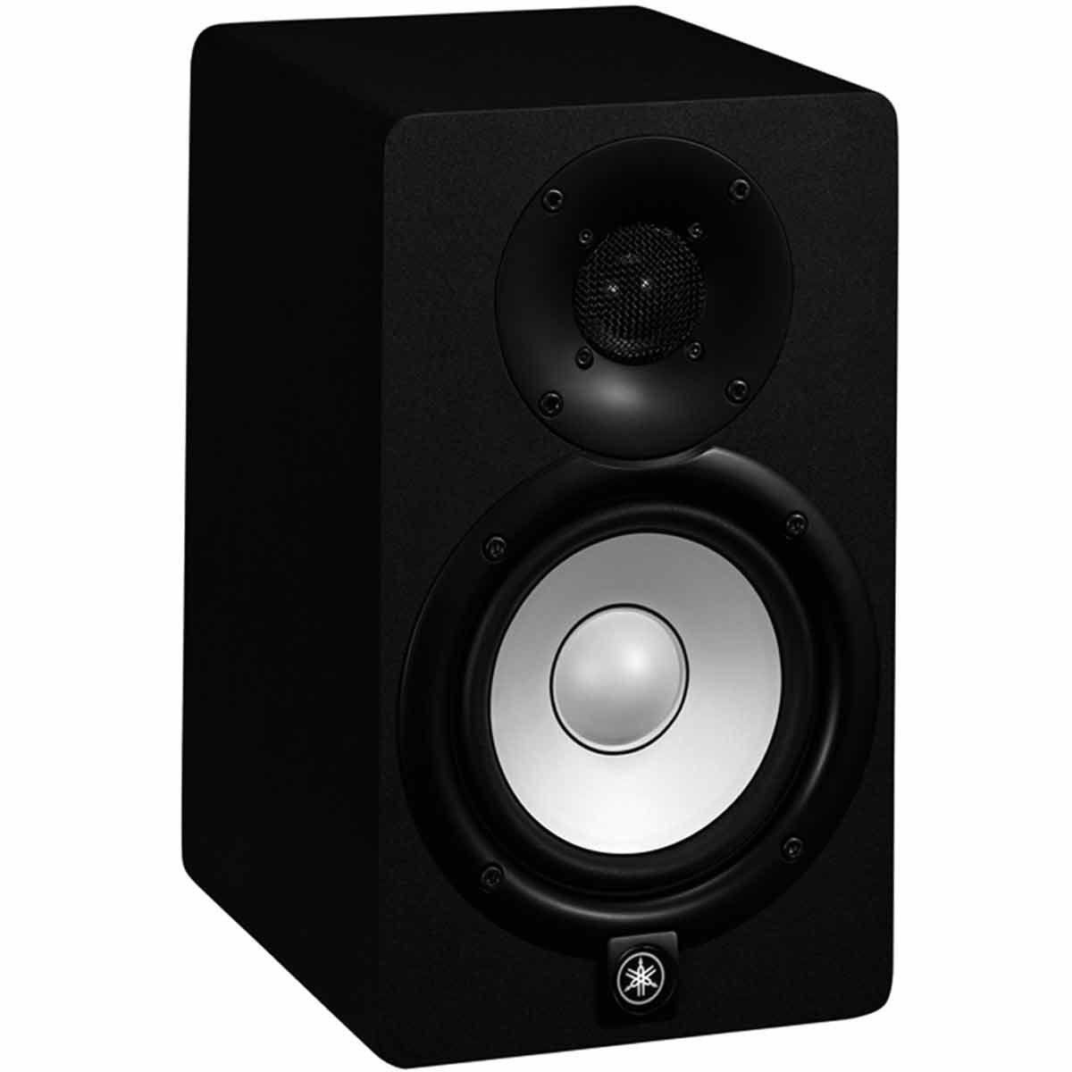 """Monitor de referência Yamaha 5"""" polegadas 70W HS5"""