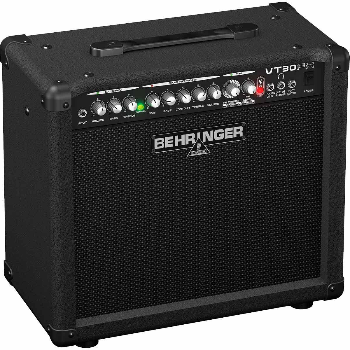 Amplificador para guitarra 110V - VT30FX - Behringer
