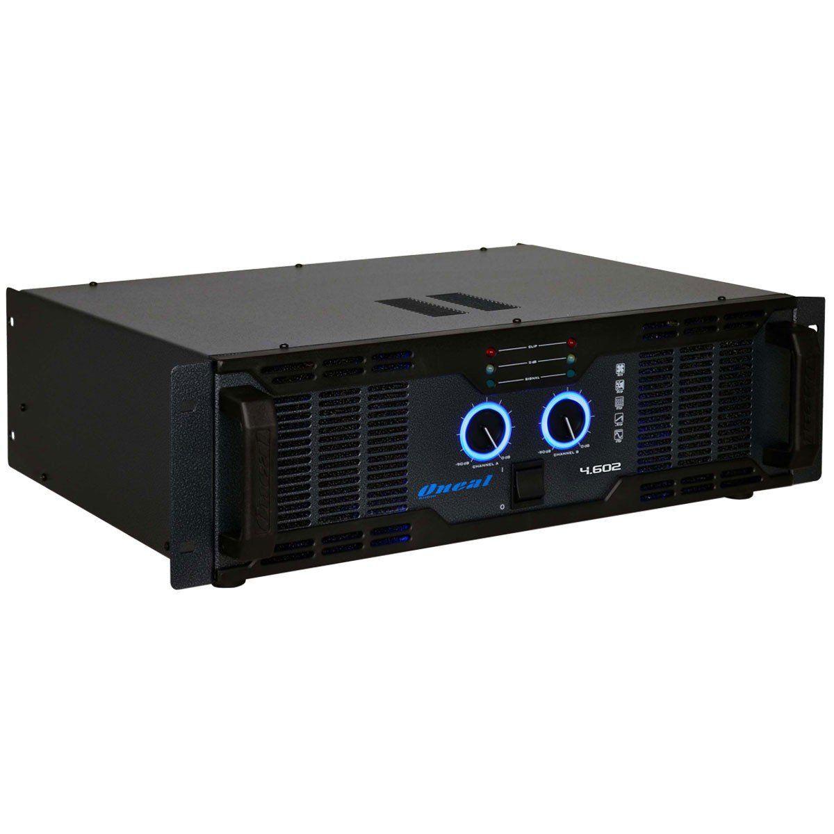 Amplificador de Potência 1300W 4 Ohms  - OLP 4 602 Oneal
