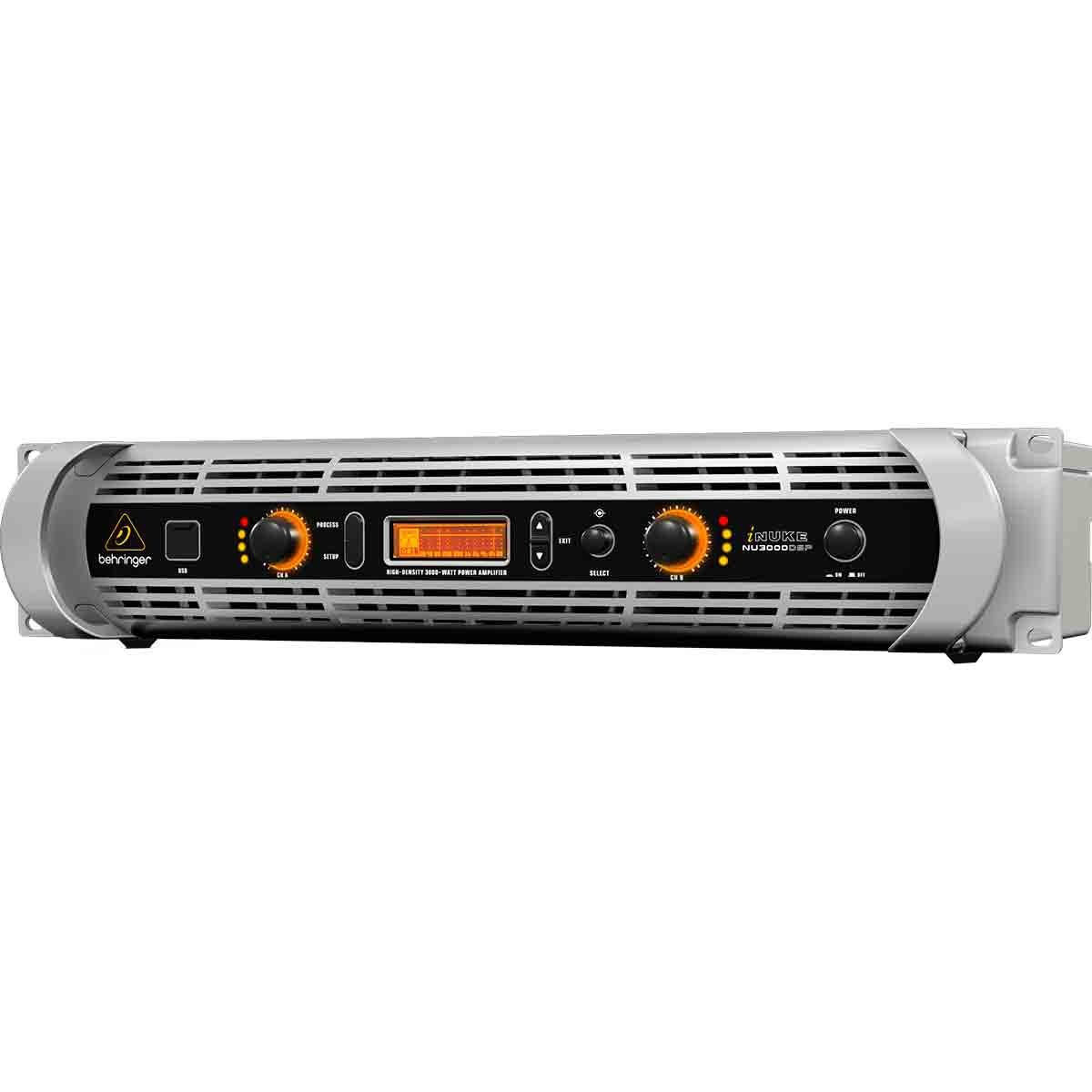 Amplificador Inuke DSP 220V - NU3000 DSP - Behringer