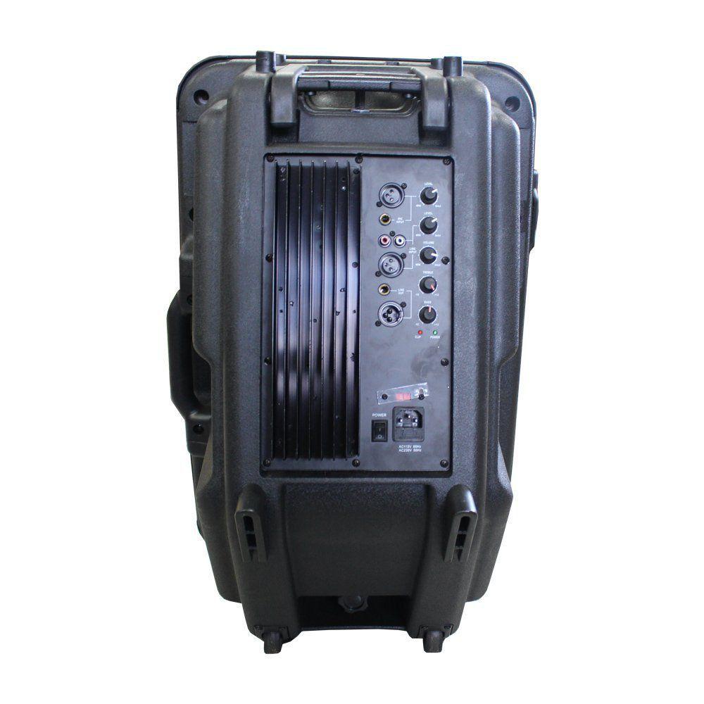 Caixa Amplificada CSR 5500 XA 15 Polegadas 200W