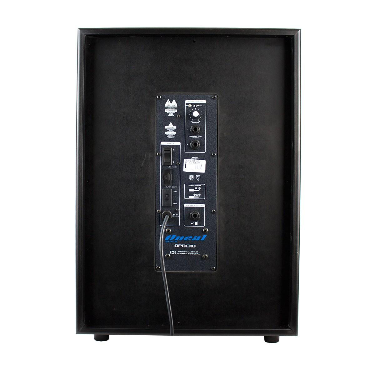 Caixa Ativa Fal 10 Pol 120W - OPB 1310 Oneal