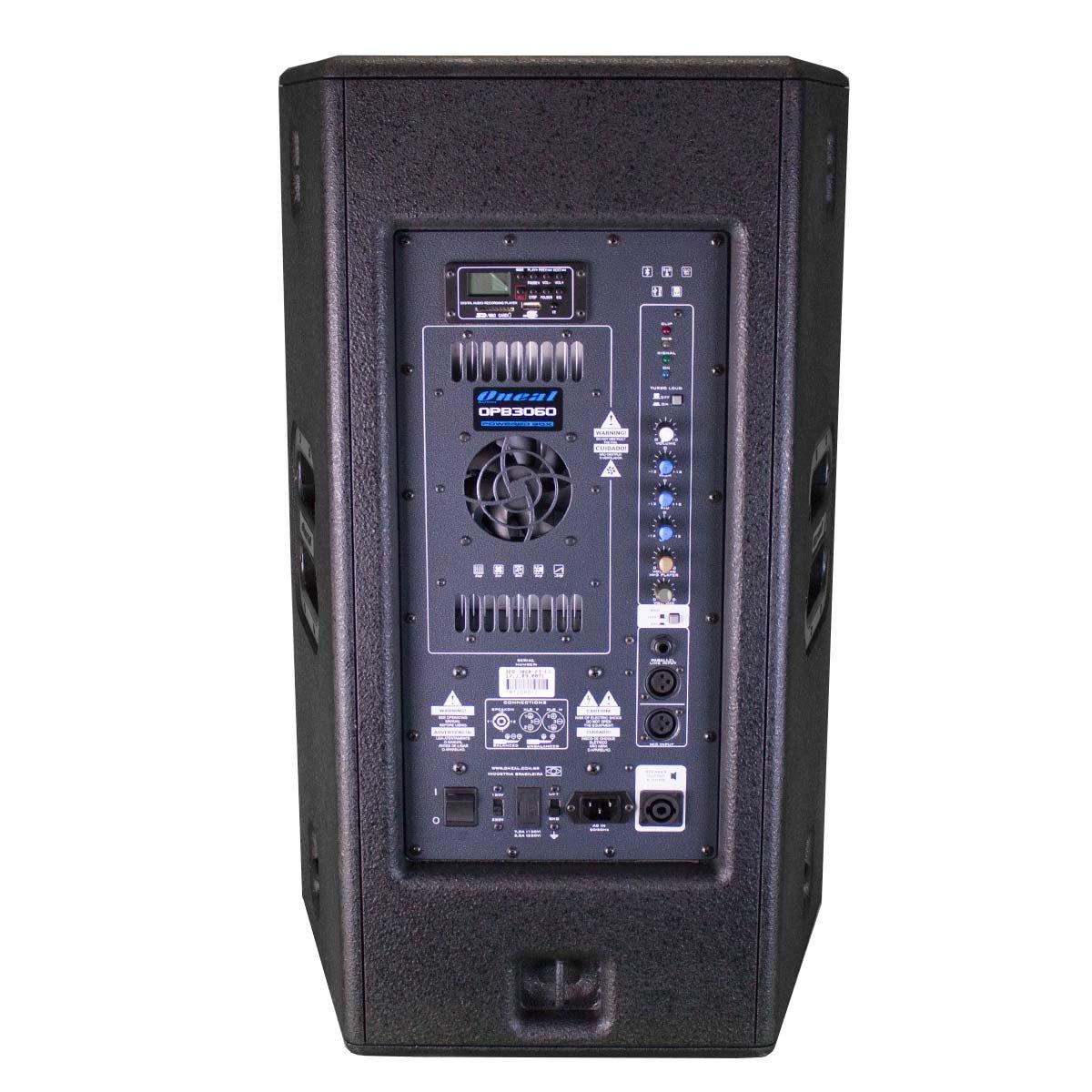 Caixa ativa oneal opb 3060 caixa ativa oneal na for Oficina 3060 la caixa