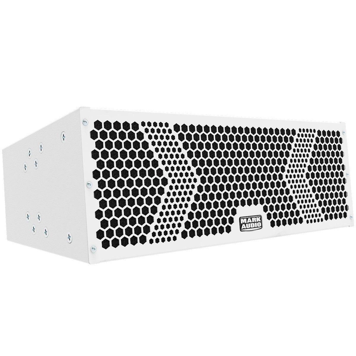 Caixa Line Array Ativo Mark Áudio VMK6 Falante 6 Polegadas 500W