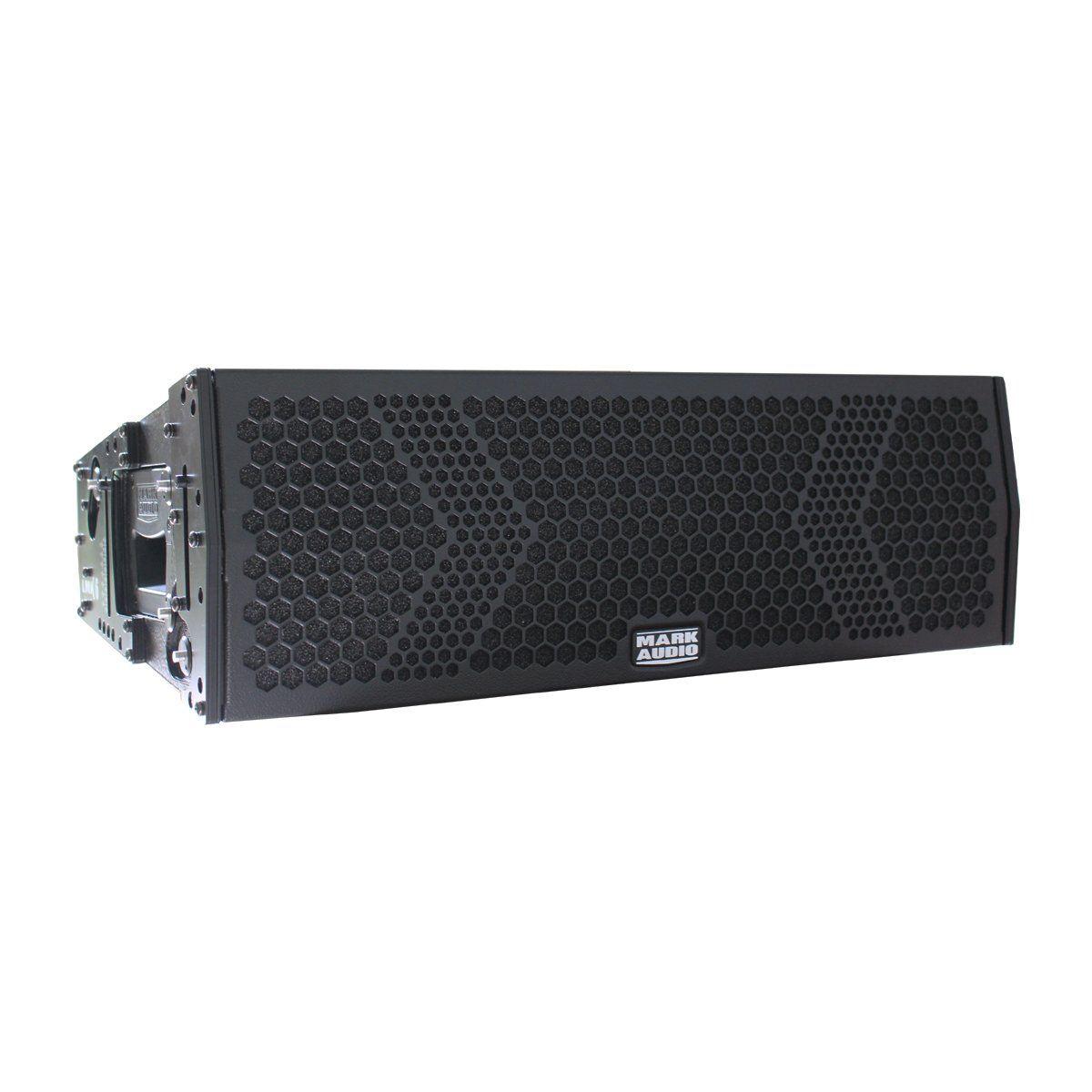 Caixa Line Array Mark Audio LMK6 Falante 6 Polegadas 765W