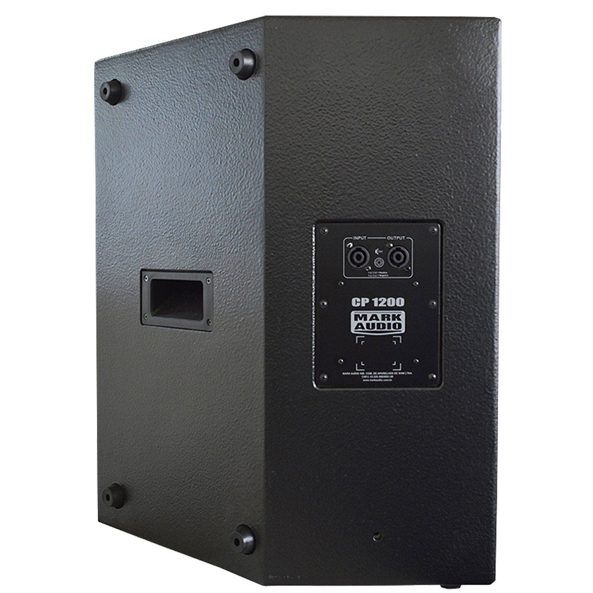 Caixa Passiva Mark Áudio CP1200 Falante 15 polegadas 170W