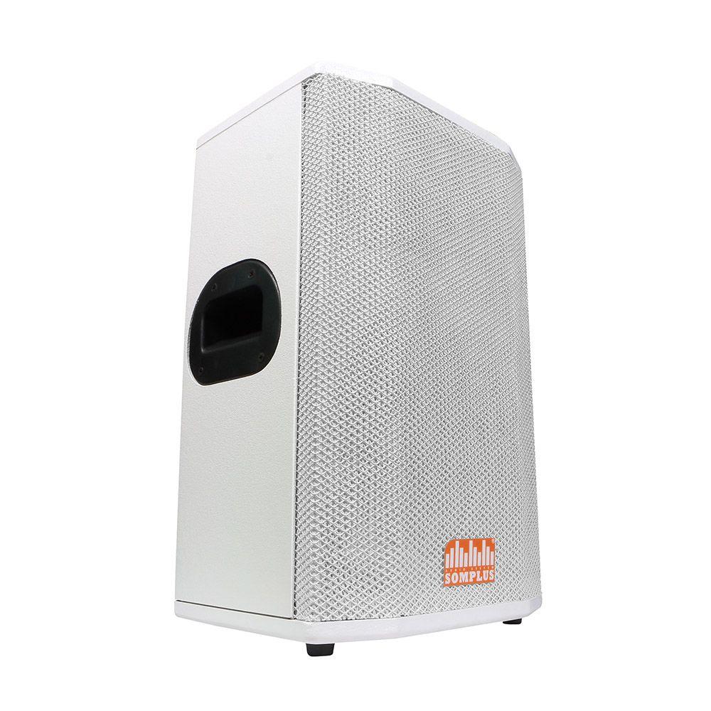 "Caixa passiva SomPlus 10"" polegadas 200W SP102VIAS"