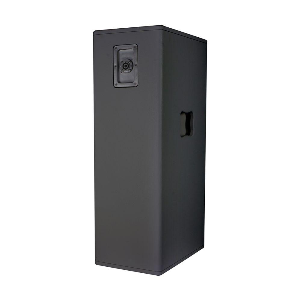 "Caixa passiva SomPlus 2x12"" polegadas 300W SP2122VIAS"