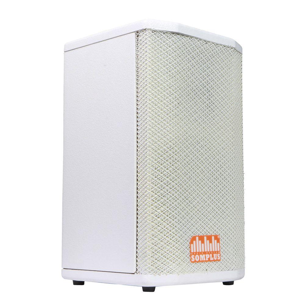 "Caixa passiva SomPlus 8"" polegadas 150W SP082VIAS"