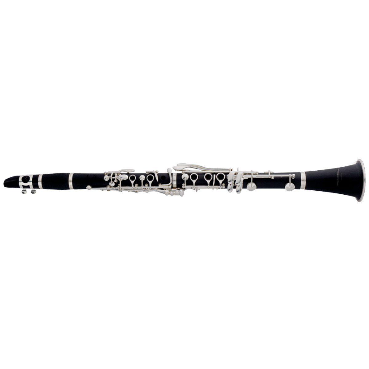 Clarineta Boehm VSCL702 Prateado - Vogga