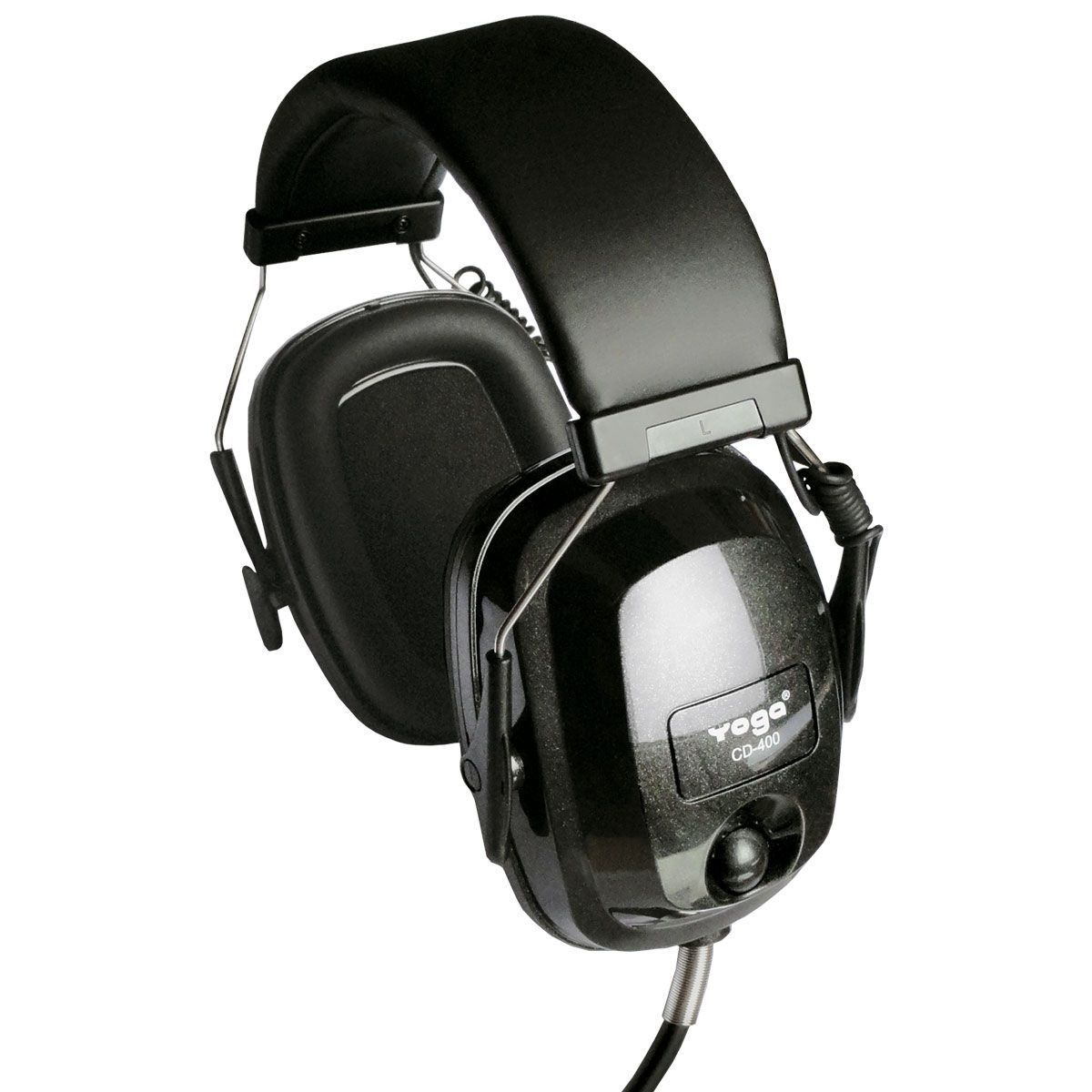 Fone de Ouvido Over-ear 10HZ/20KHZ 32 OHMS Driver Neodímio CD 400 - Yoga