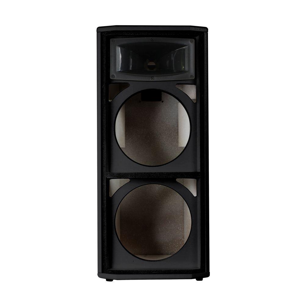 Gabinete para Caixa Acústica para 2 Falantes de 10 polegadas + Corneta driver SomPlus