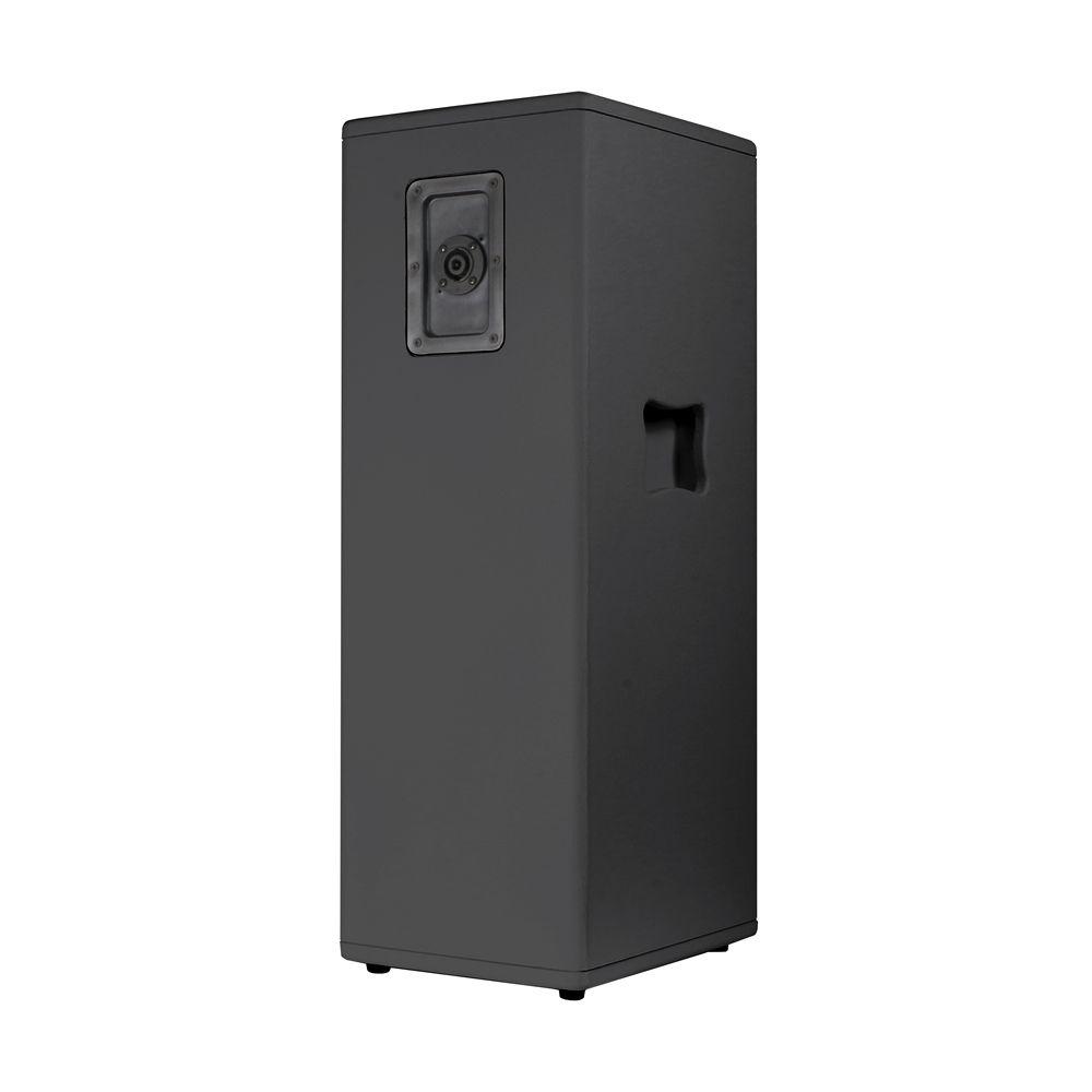 Gabinete para Caixa Acústica para 2 Falantes de 10 polegadas + Corneta SomPlus