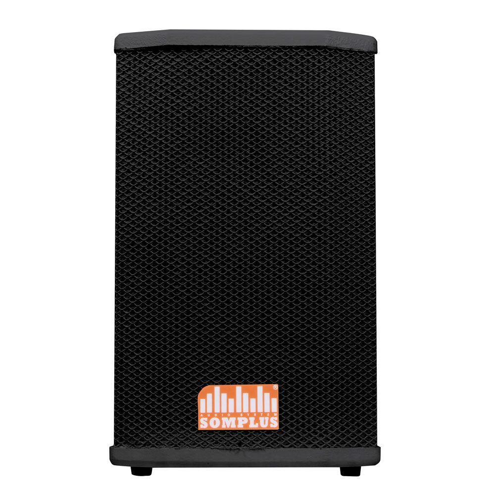 Gabinete para Caixa Acústica para Falante 8 polegadas + Corneta SomPlus
