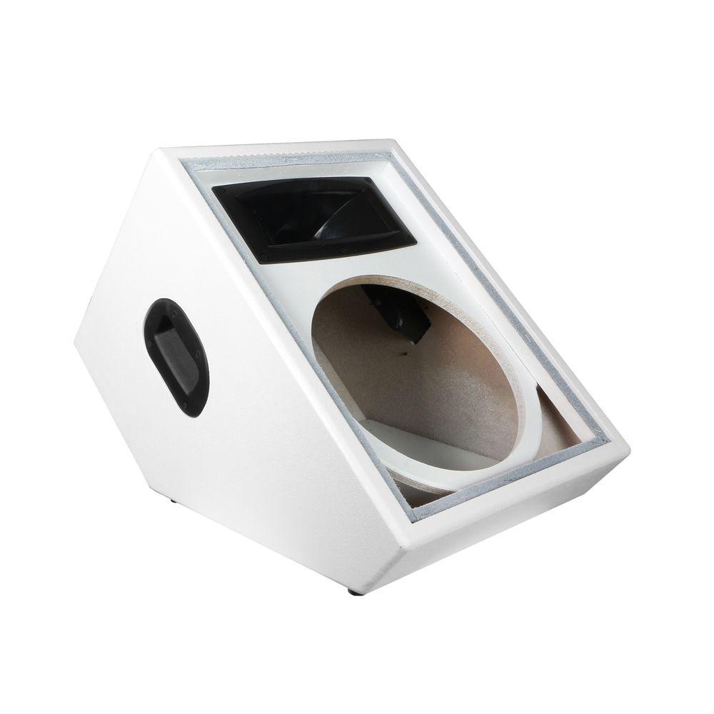 Gabinete para Monitor de palco para 1 Falantes de 12 polegadas + Corneta SomPlus