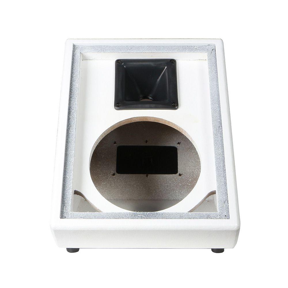 Gabinete para Monitor de palco para 1 Falantes de 8 polegadas + Corneta para driver SomPlus