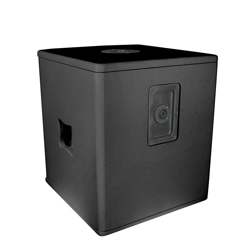 Gabinete para Caixa Subwoofer SomPlus para Falante 12 polegadas
